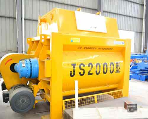JS2000 concrete mixer for sale in AIMIX