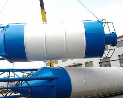 Cement Silos of AIMIX for Sale