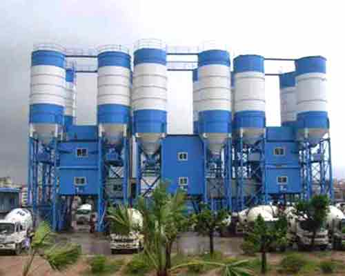 Commercial Concrete Mixing Plants for Sale