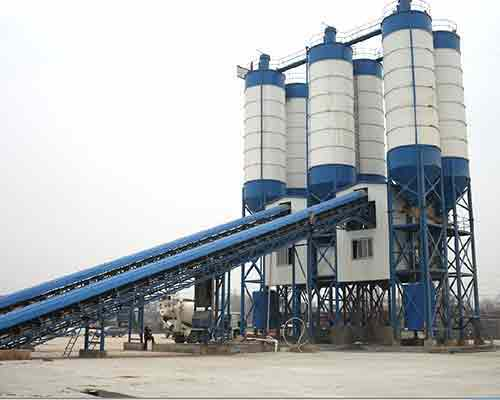 Continuous Continuous Batch Mix Plant for Sale