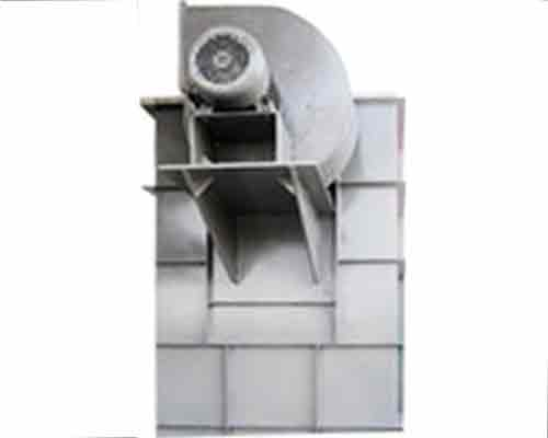 Dust Collecting System in Concrete Batching Plant