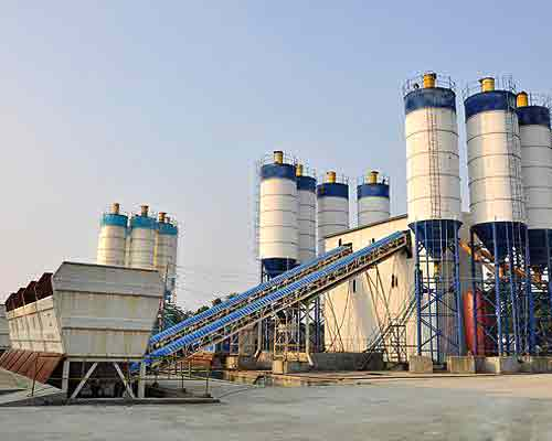 Engineering Ready Mixed Concrete Production Equipment for Sale
