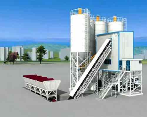 Full automatic Concrete Mixing Plant for Sale