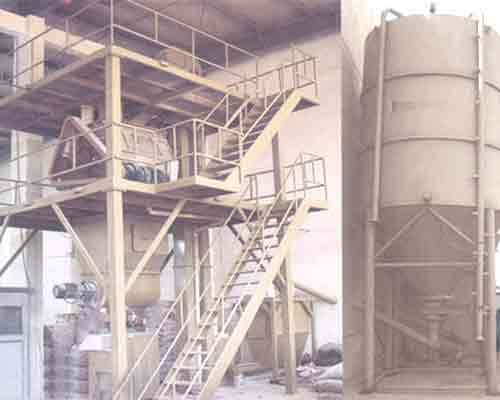 Full auto Ready Mixed Dry Mortar Production Machinery for sale