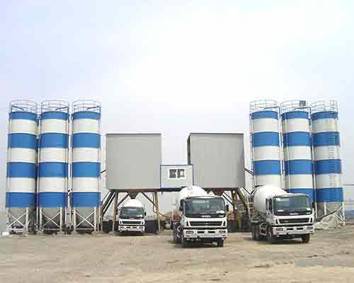 Fully-automatic Concrete Mix Equipment for sale