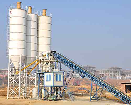 Fully-auto Concrete Production Equipment for Sale