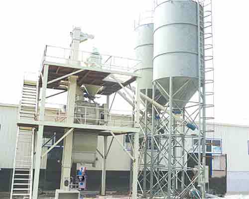 Full automatic Ready Mixed Dry Mortar Production Equipment for sale