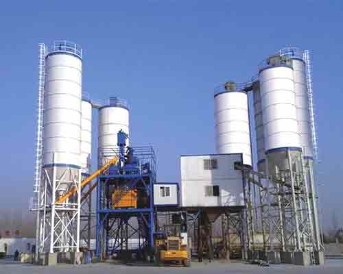 Fully-automatic Concrete Batch Plant for Sale