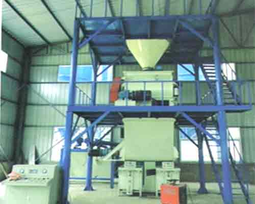 Inorganic thermal insulation mortar production machinery for sale