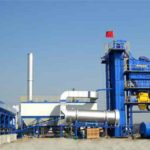 Intermittent Forced Asphalt Mixing Plant