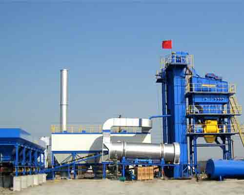 LB800 Intermittent Forced Bitumen Production Machinery for Sale