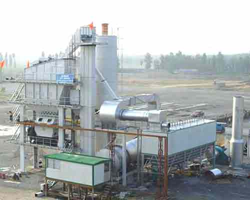 Intermittent Forced Bitumen Batching Plant for sale