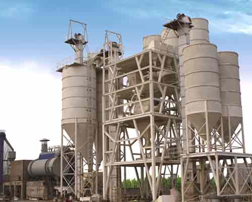 Stairs Type Dry Mortar Mixing Plant for sale