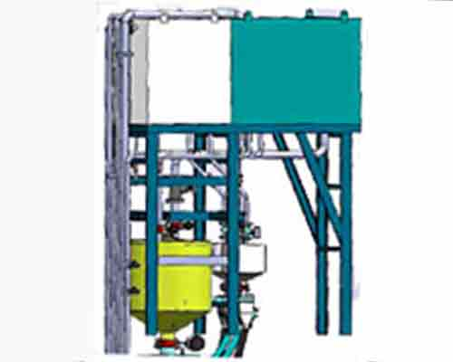 Liquid Weighing System in Concrete Batching Plant