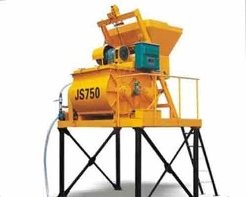 Concrete Mixer Main Frame of Mini Concrete Mixing Plant for Sale
