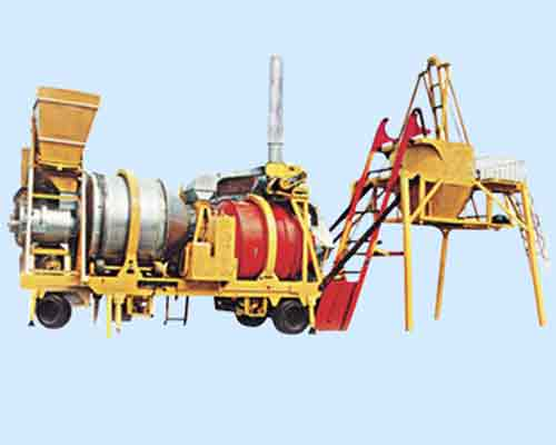 Movable Bitumen Mixing Plant for sale