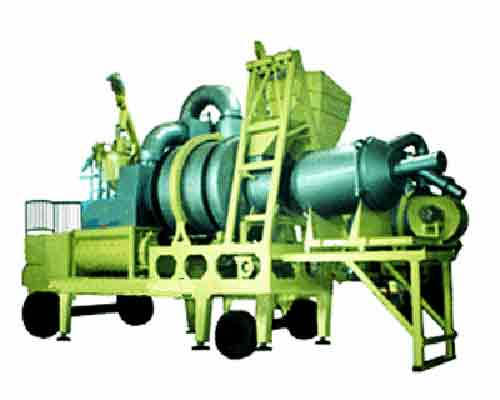 Mobile Bitumen Mix Machinery for sale