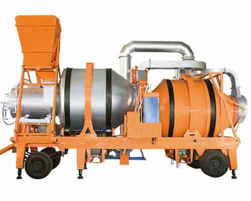 Mobile Bitumen Mixing Machinery for sale
