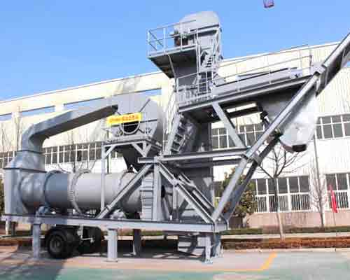 Mobile Frame of Asphalt Prodcution Line for sale