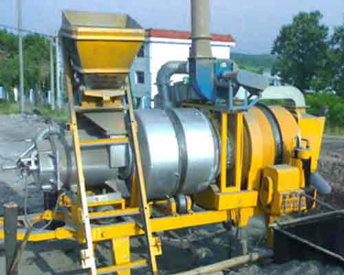 Mobile Bitumen Batching Machinery for sale