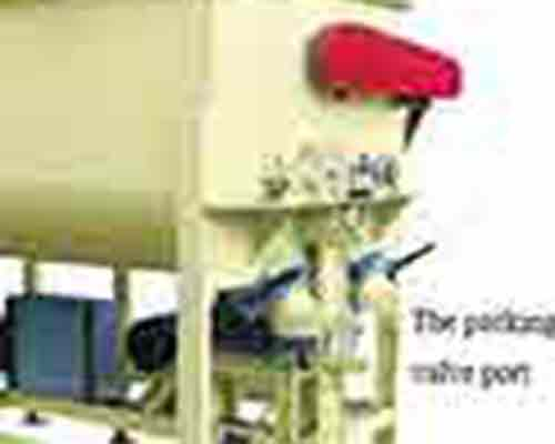 Packing system in Ready Mixed Dry Mortar Production Machinery