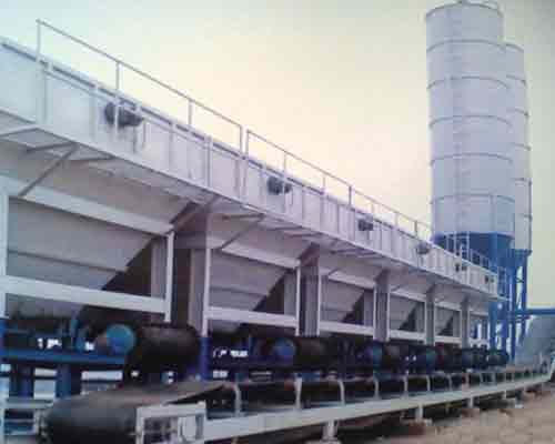 Periodic Concrete Batching Plant for Sale in AIMIX