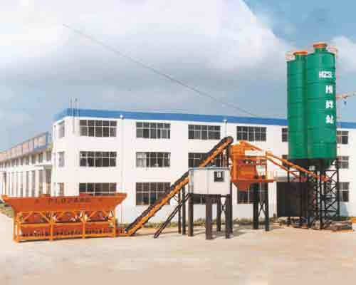Periodic Ready Mixed Concrete Production Equipment for Sale in AIMIX