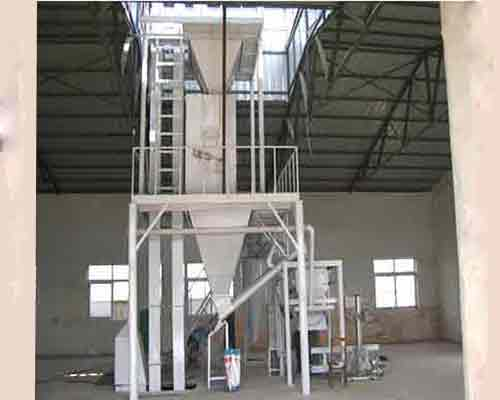 Semi-automatic Dry Mortar Mixing Plant for sale