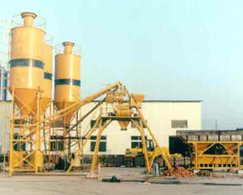 Small Concrete Mixing Equipment for sale
