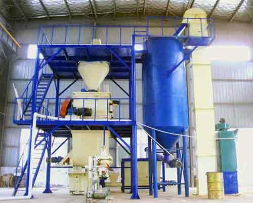 Special Dry Mortar Batching Plant for sale