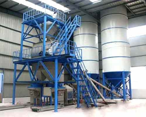 Special Dry Mortar Mixing Plant for sale
