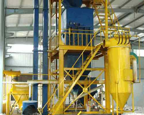 Special Dry Mortar Batching Equipment for sale