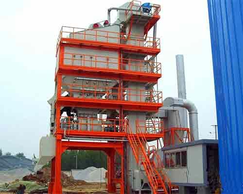LB1000 Stationary Bitumen Mixing Machine for Sale