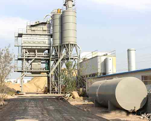 Stationary Bitumen Batching Plant for sale