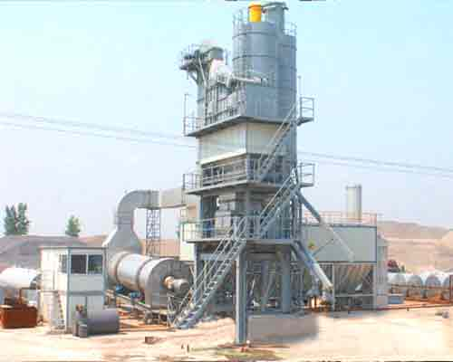 Stationary Type Bitumen Mixing Equipment for sale