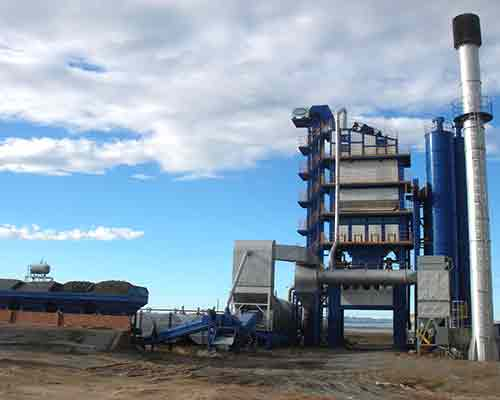 Stationary Bitumen Mixing Plant for sale