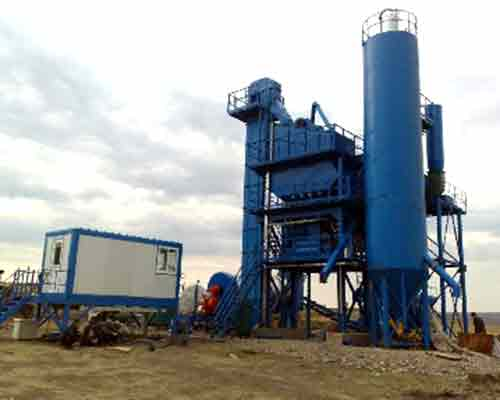 Stationary Bitumen Mix Machinery for sale