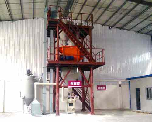 FBJ2000 Vitrified micro bubbles production equipment for sale in AIMIX