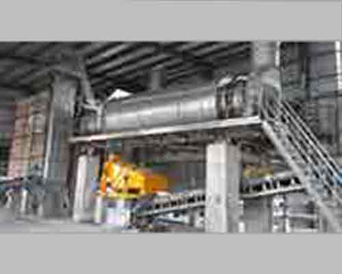 Drying system of Ready Mixed Dry Mortar Production Equipment