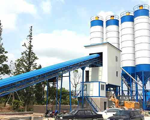 Engineering Concrete Batch Mix Plant for Sale