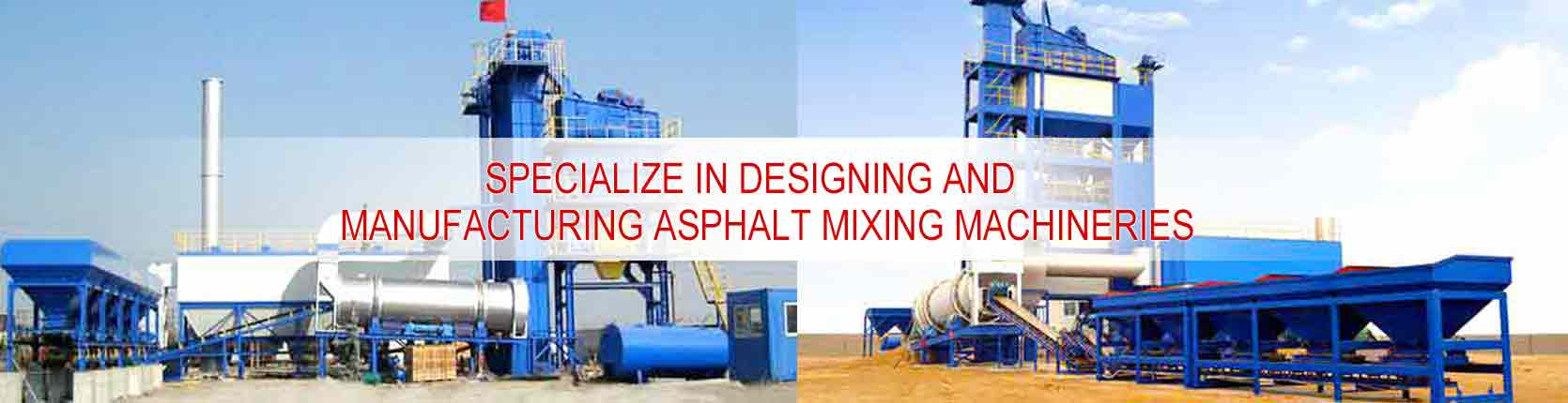 Asphalt Batch Mix Equipment for Sale in AIMIX