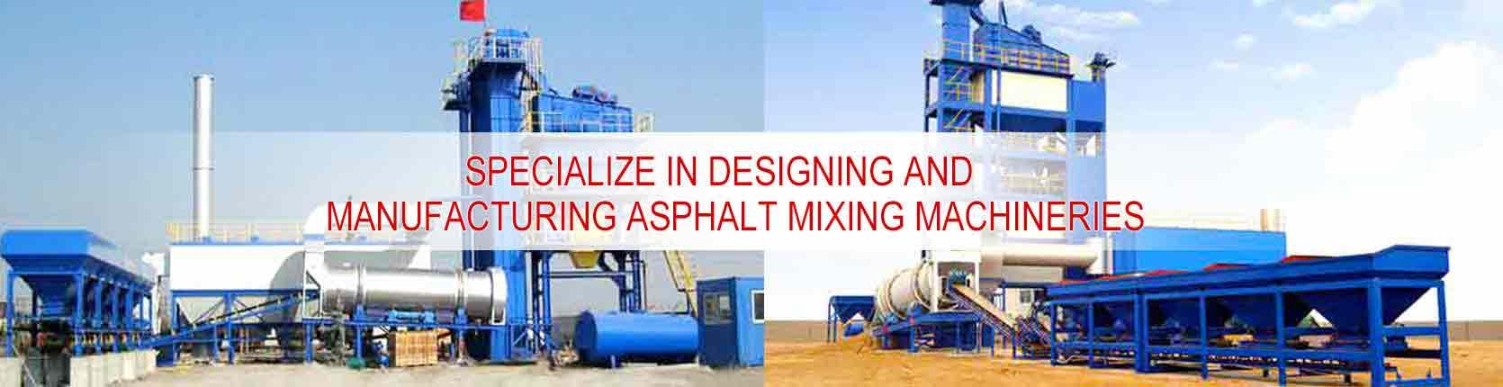 Asphalt Batch Mix Equipment for Sale in AIMIX