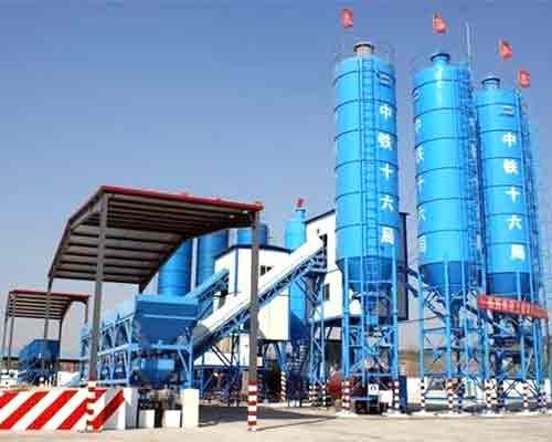 HZS60 Concrete mix production equipment for sale in AIMIX