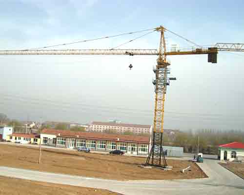Buy tower crane in AIMIX