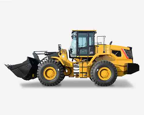 Buy wheel loader in AIMIX