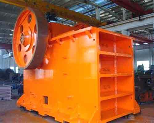 Crusher equipment for sale