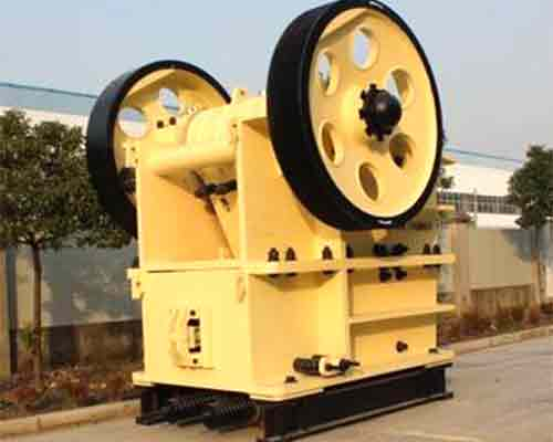 Aimix Jaw crusher machine