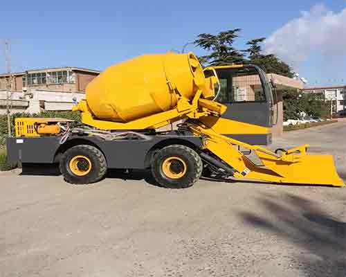 Aimix concrete mixer for sale