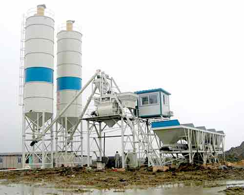 Best concrete mix plant