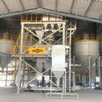 Semi-automatic Dry Mortar Production Line